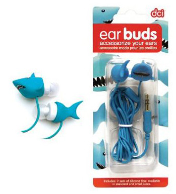 Shark headphones