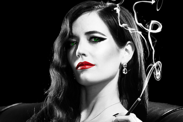 Sluts, whores and vixens: Sin City: A Dame to Kill For is full of them