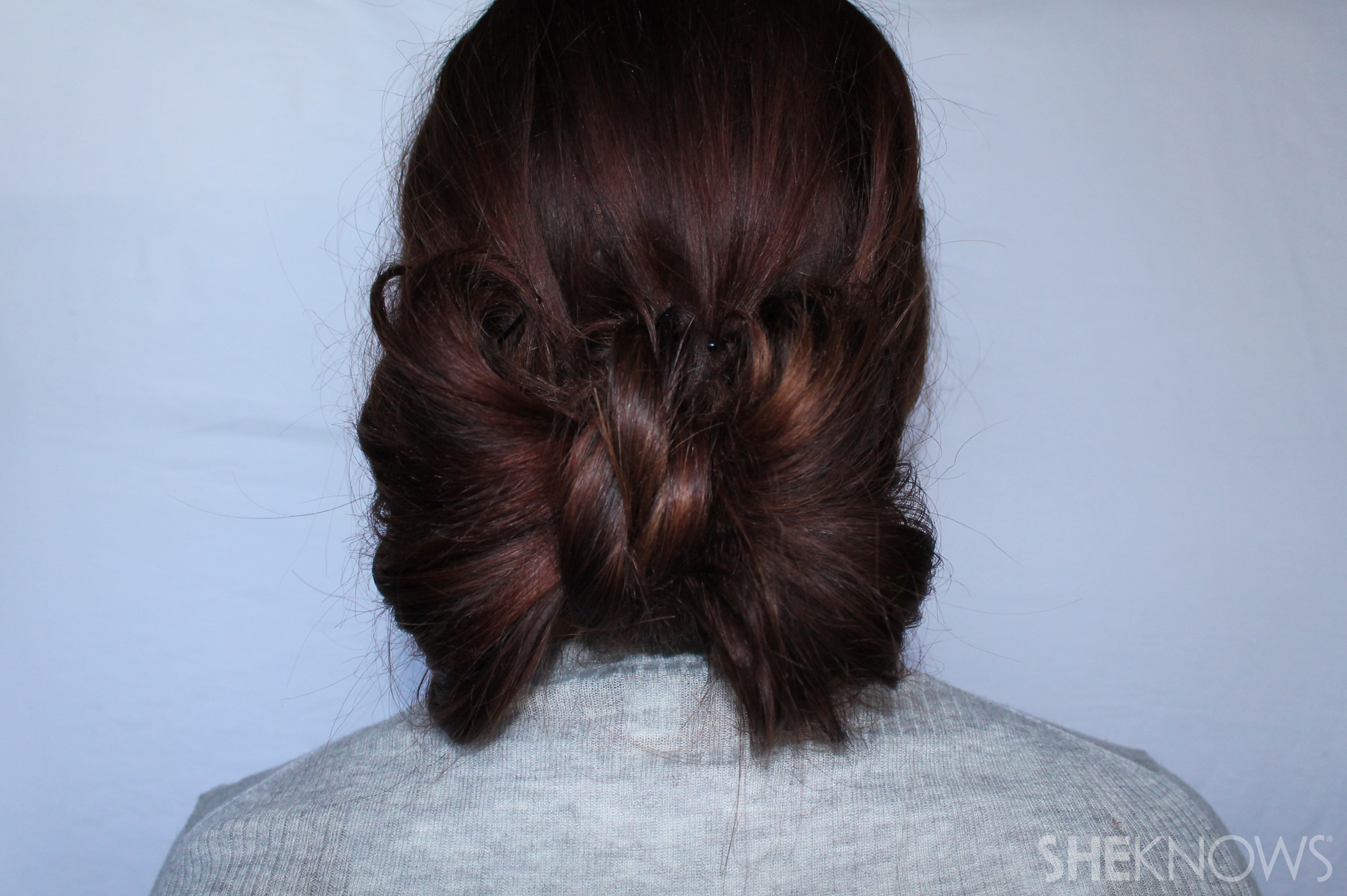 Hair bow | Sheknows.com - finished
