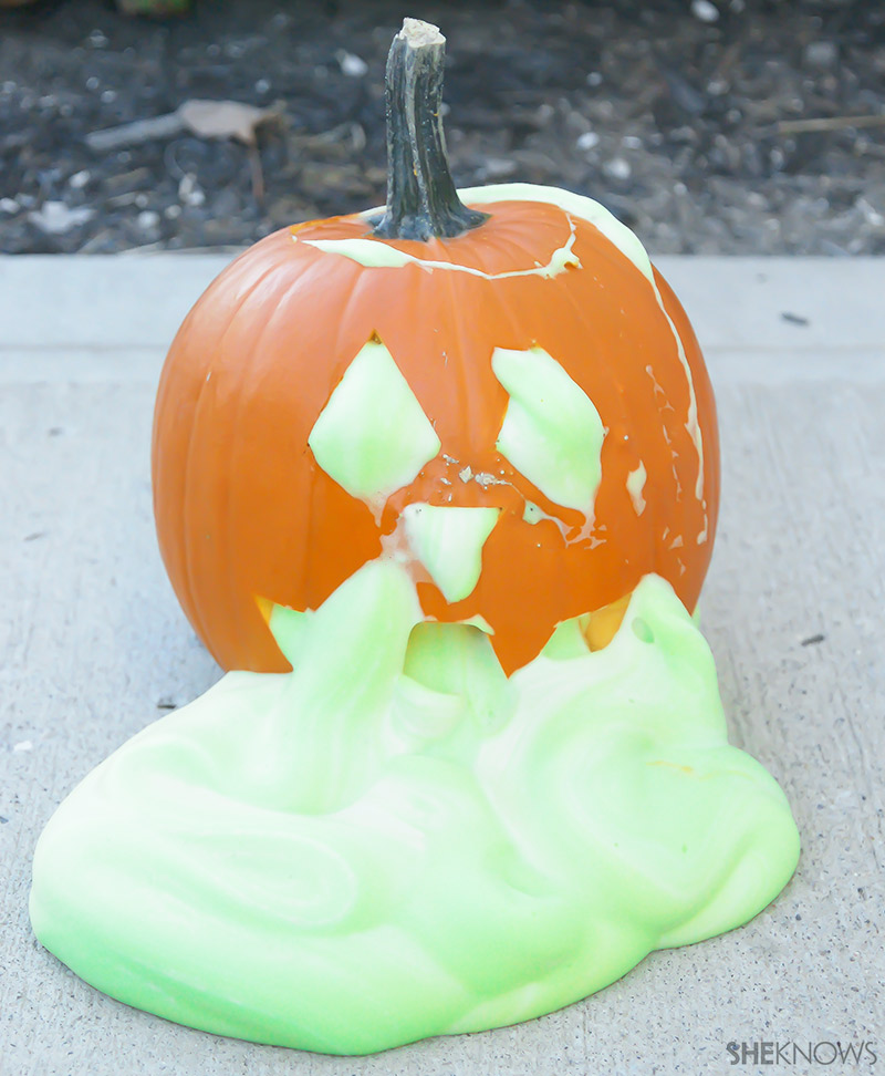Pumpkin Carving Ideas Science: Make Your Pumpkin Ooze Goo In This Science Experiment