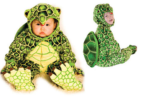 Turtle costume | PregnancyAndBaby.com