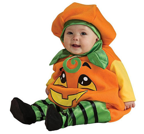 Big pumpkin costume | PregnancyAndBaby.com
