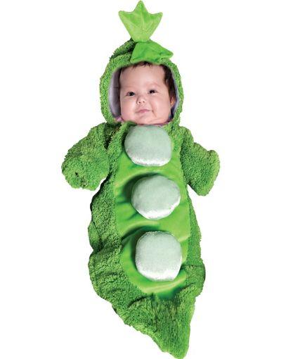 Pea in pod costume | PregnancyAndBaby.com
