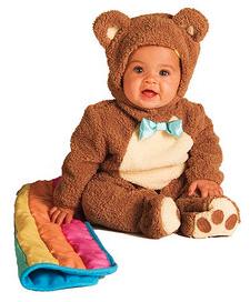 Teddy bear costume | PregnancyAndBaby.com