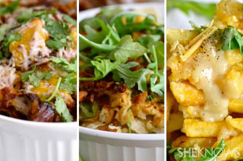 4 Loaded fry and nacho recipes