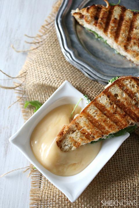Honey Mustard Chicken Panini