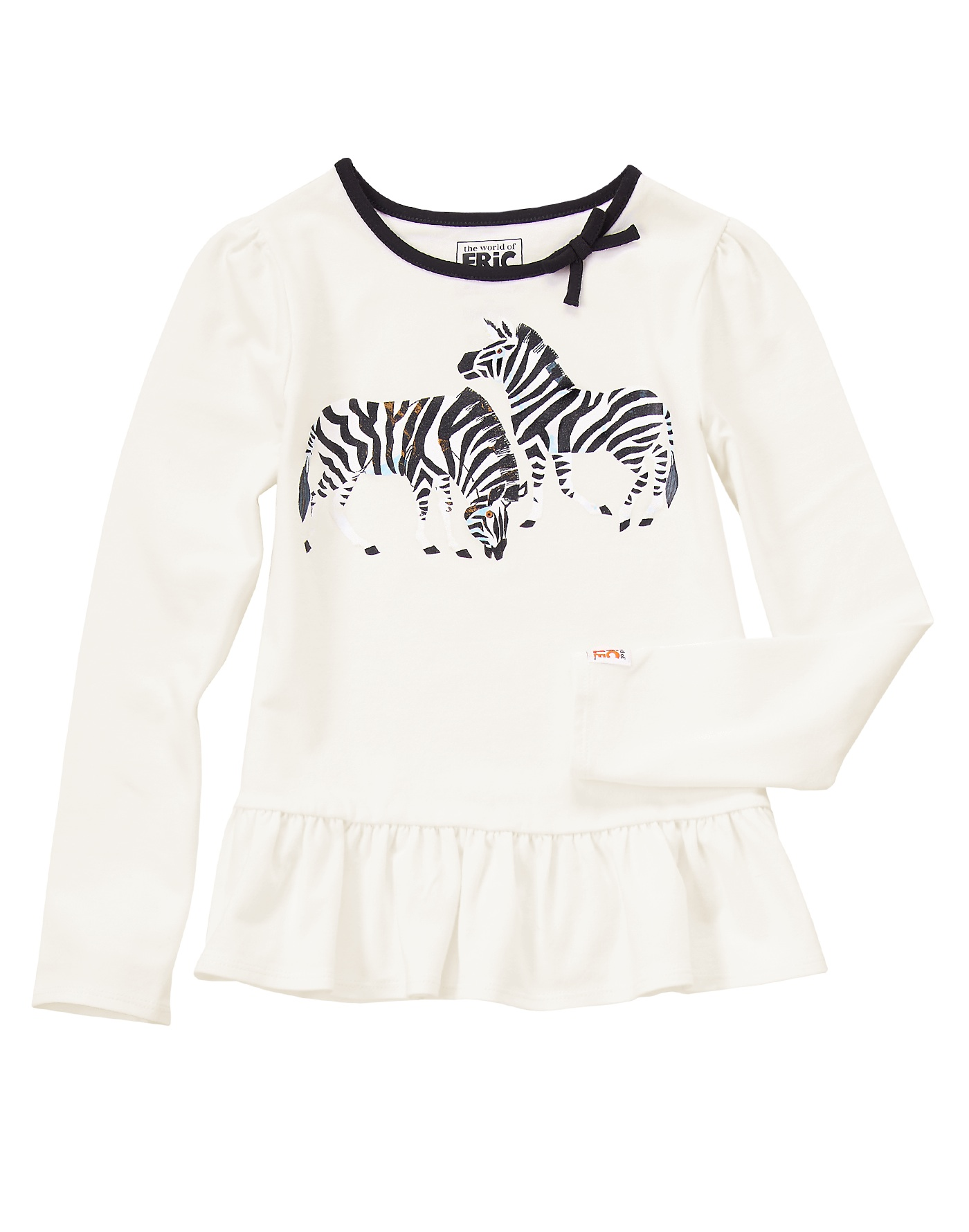 The World of Eric Carle™Zebra Top