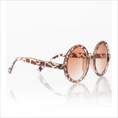 Machi Animal Print Sunglasses