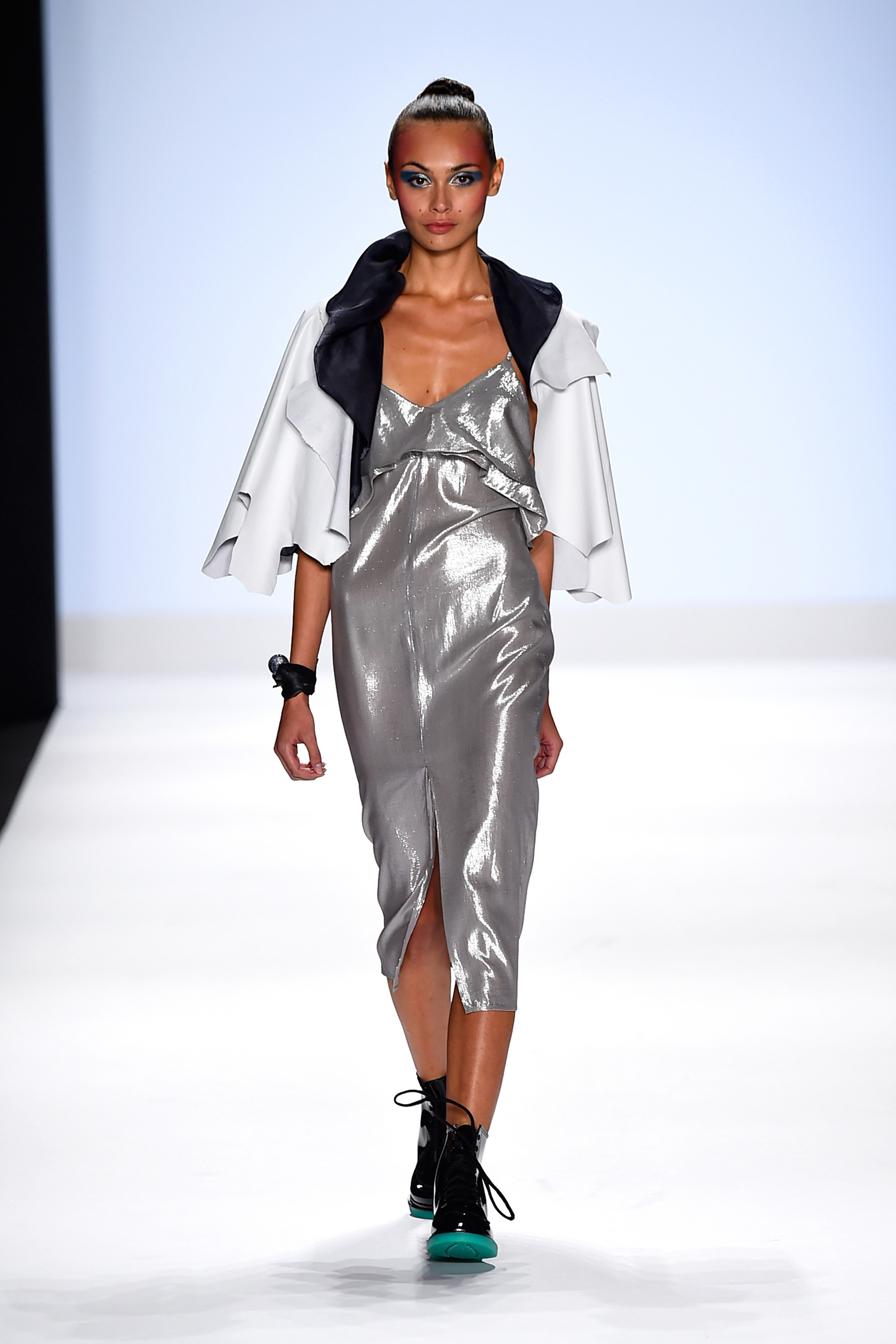 Project Runway's Fashion Week show 2