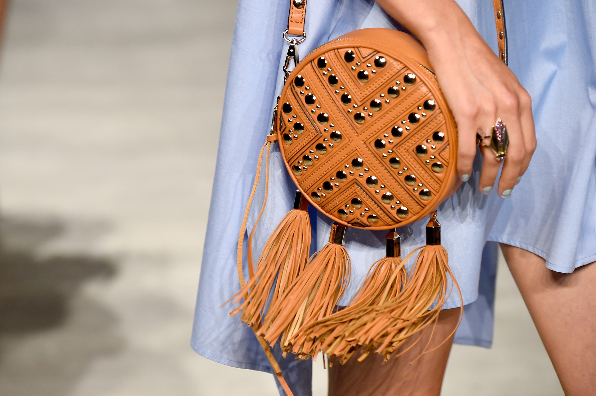 Must-see outfits from Rebecca Minkoff's spring collection 5