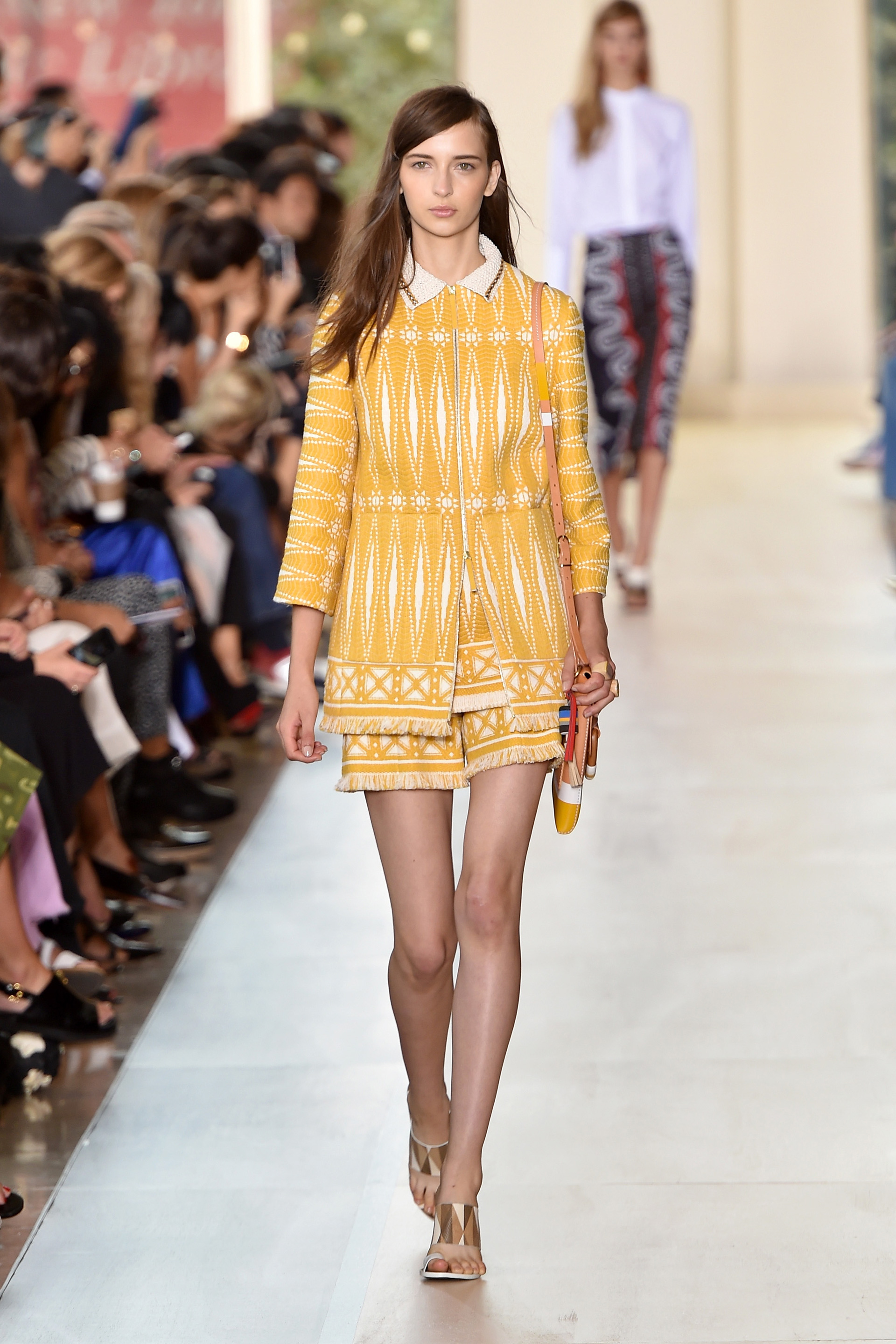 Tory Burch's spring 2015 collection 2
