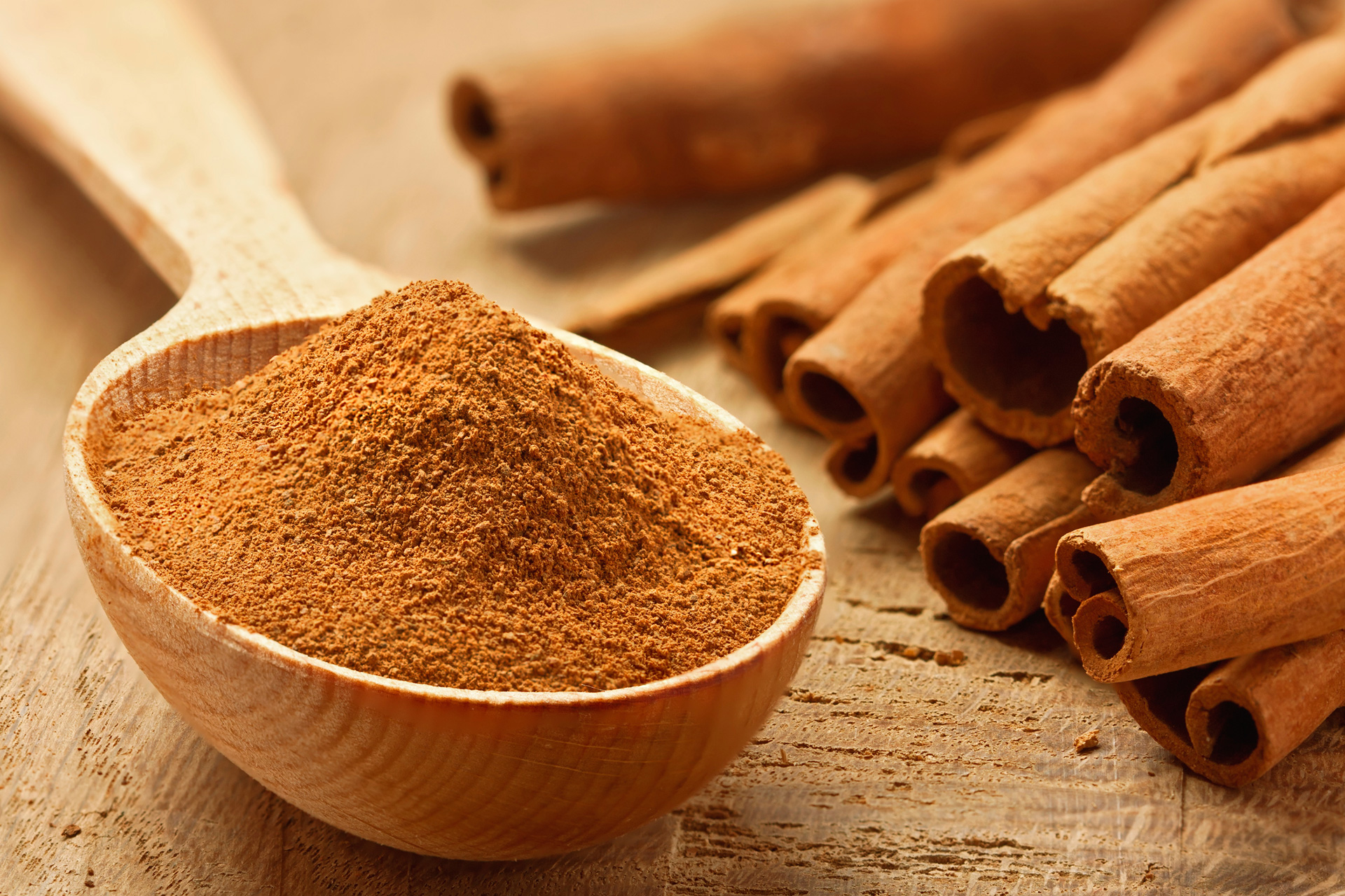 Spices are high in antioxidants