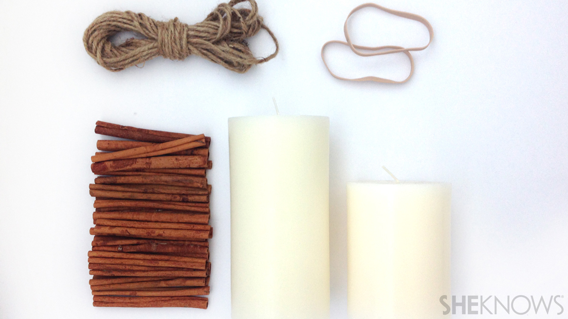how to make cinnamon sticks at home