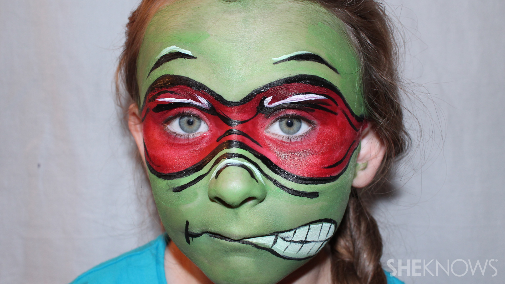 3 Halloween face paint tutorials that will win your kid ...