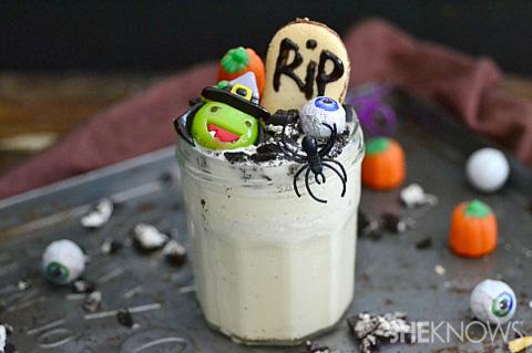 Graveyard milkshakes