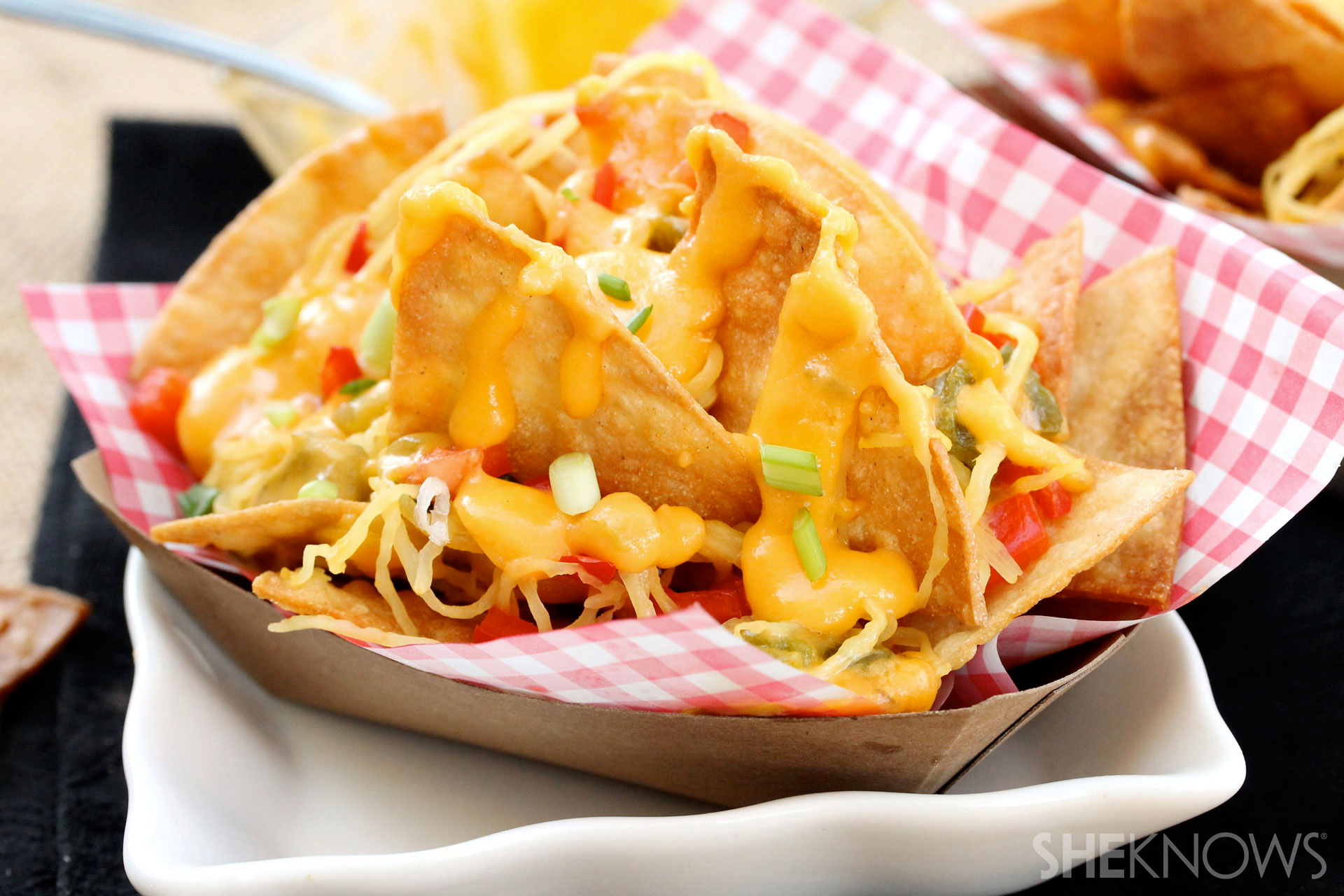 spaghetti nachos yeah spaghetti squash nachos with was spaghetti