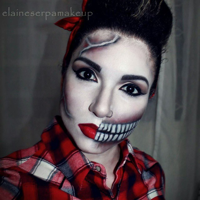 12. Zombie Pinup