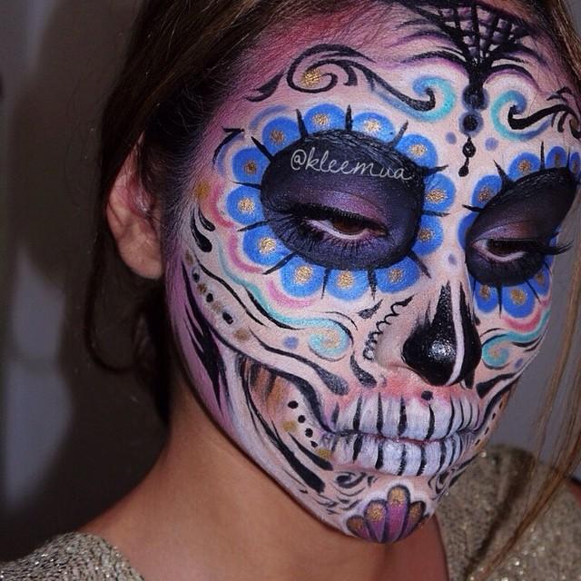 17. Sugar Skull
