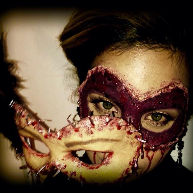 28. Masquerade