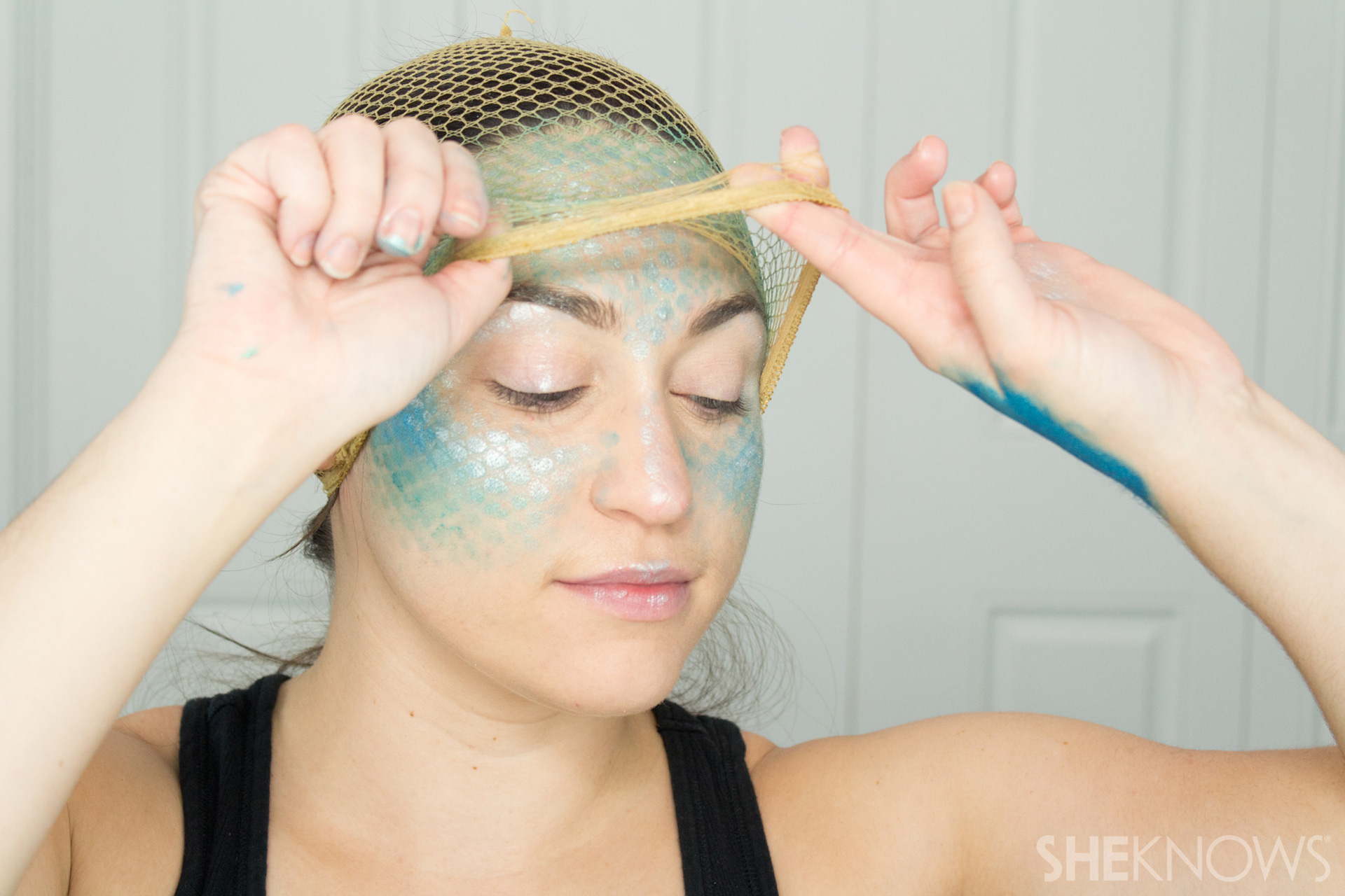 This Mermaid Makeup Tutorial Is Everything You Need For A Stunning
