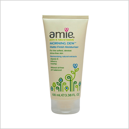 Amie Naturally Kind Skincare Morning Dew Moisturizer