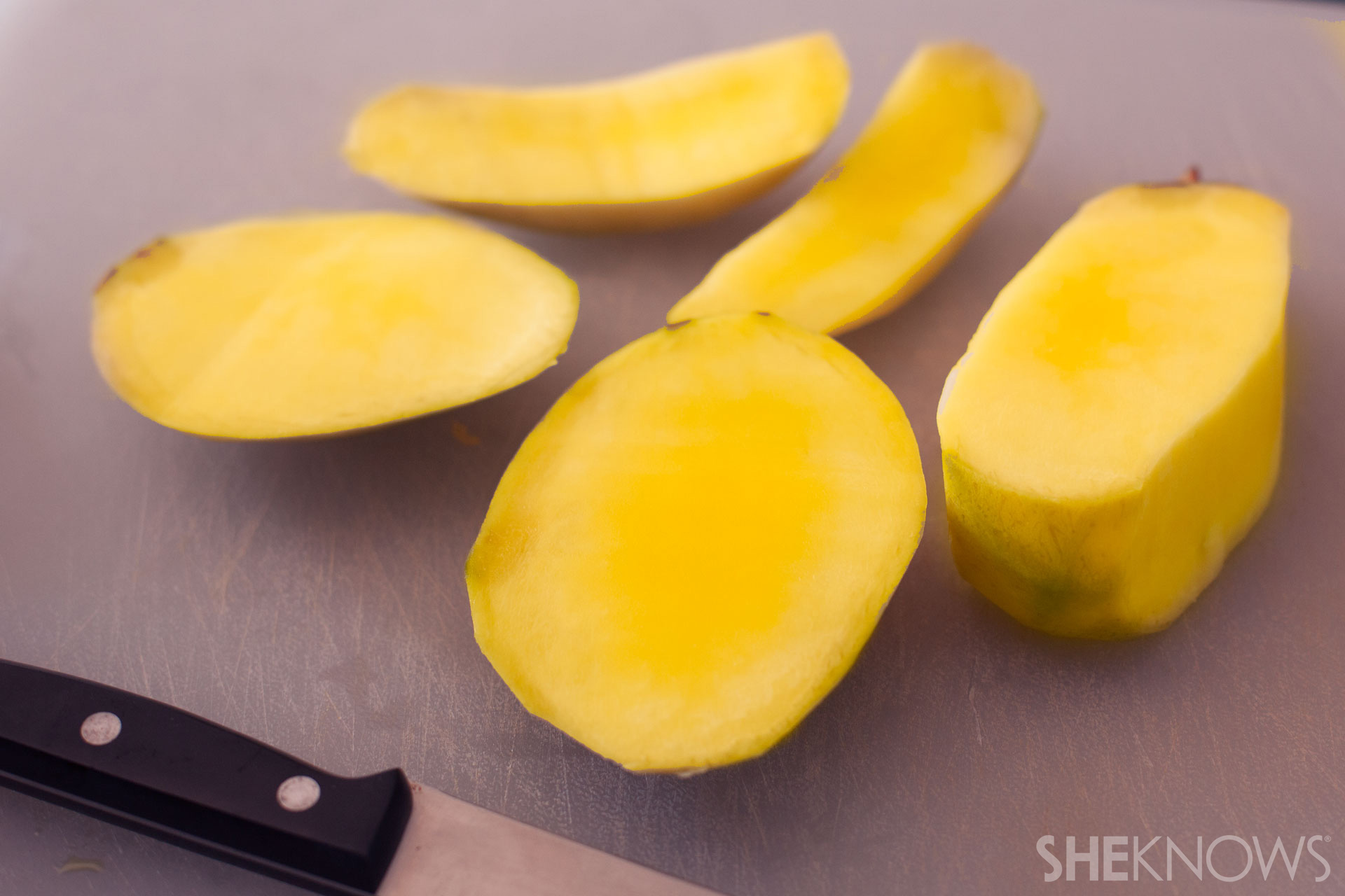 how to safely cut down a large mango tree