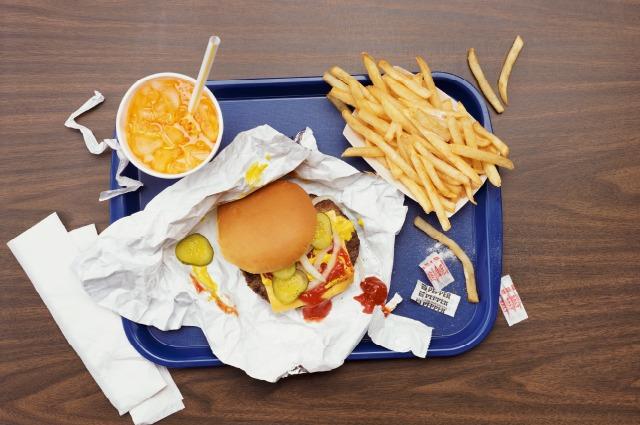 Bad diet and irregular periods