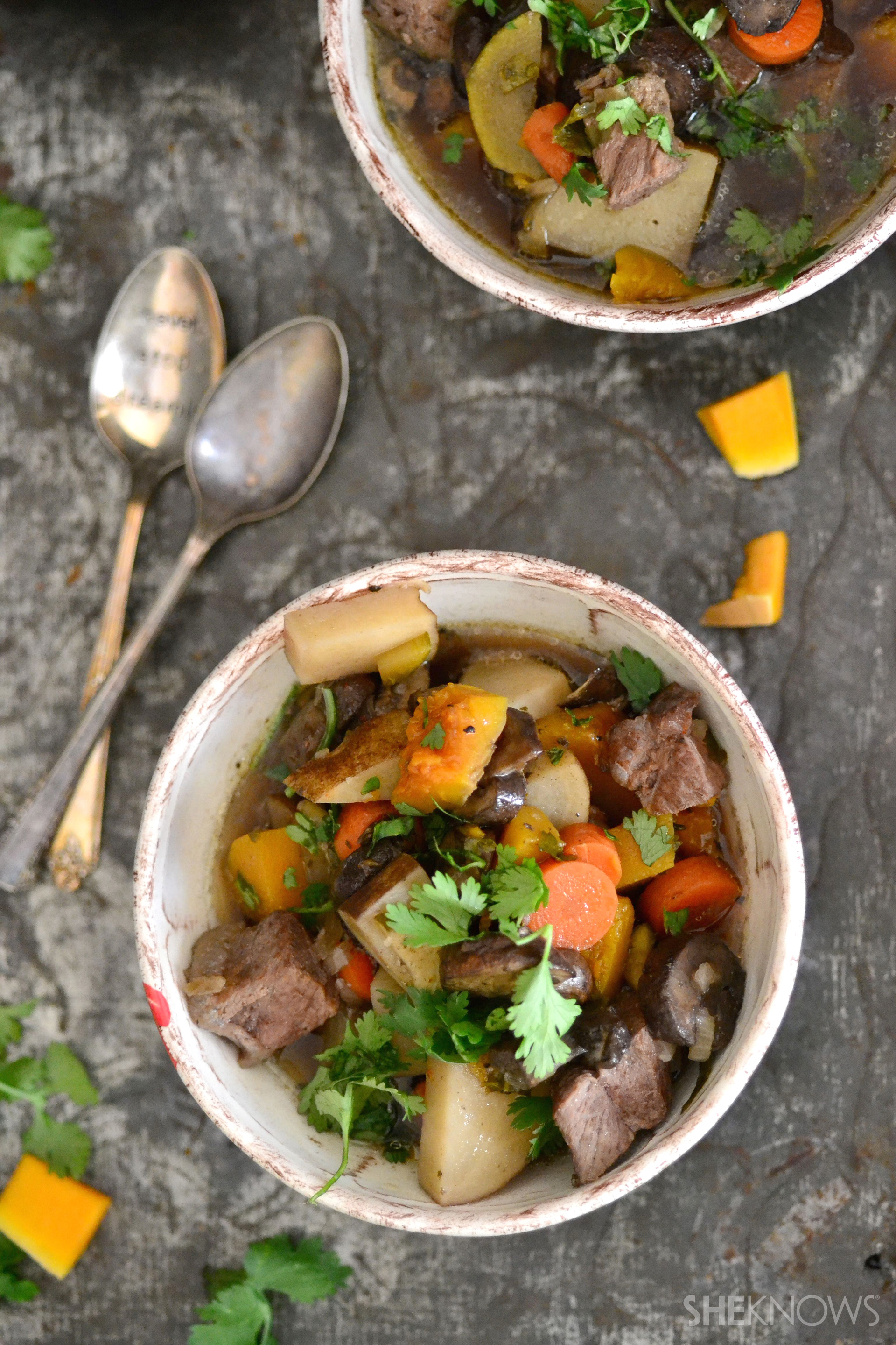 You won't be able to resist these international stews that are sure to ...