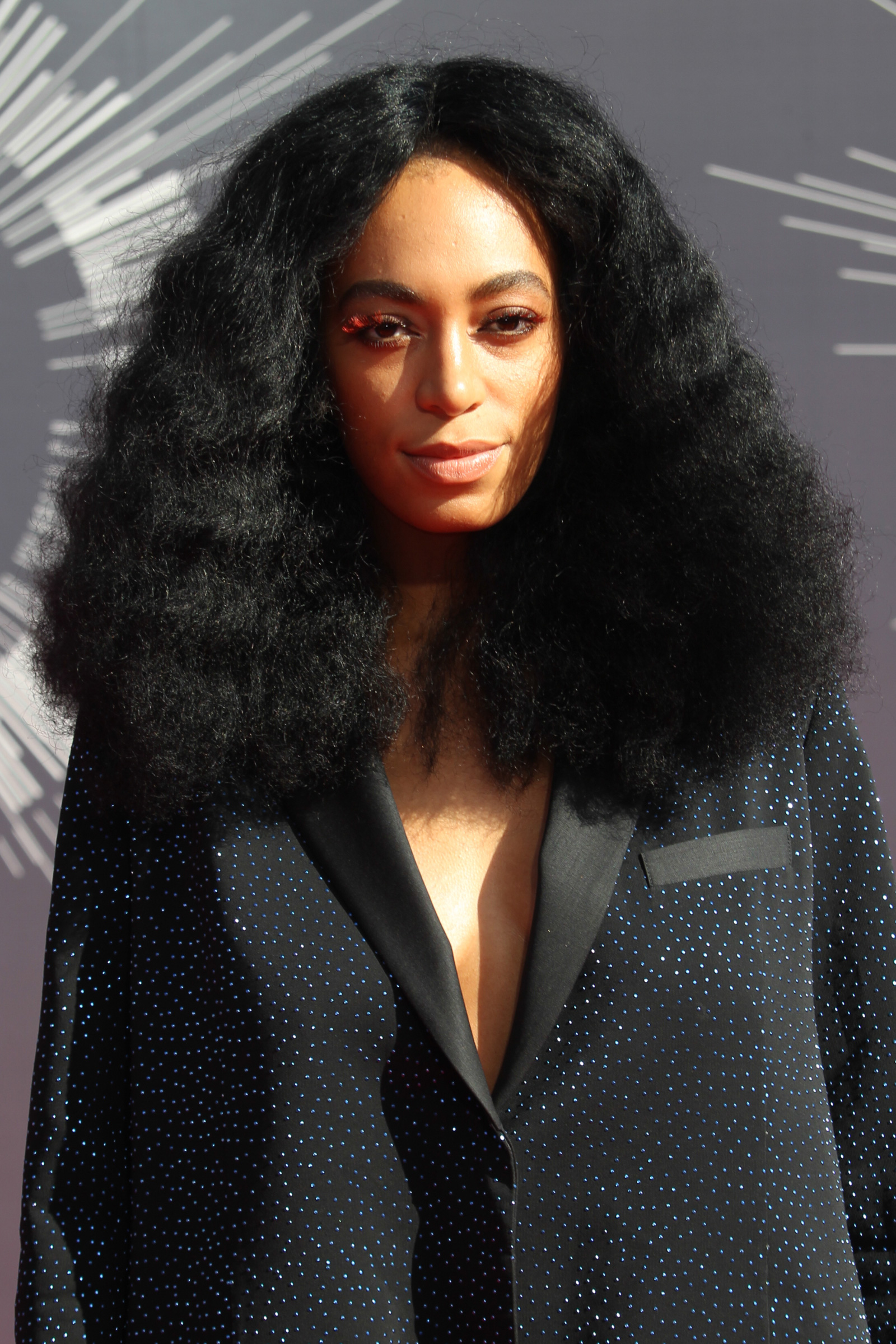 Naturally envious: Solange Knowes