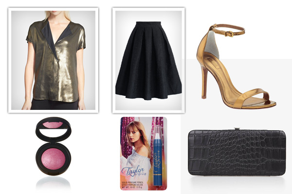 Get the look: Holland Roden