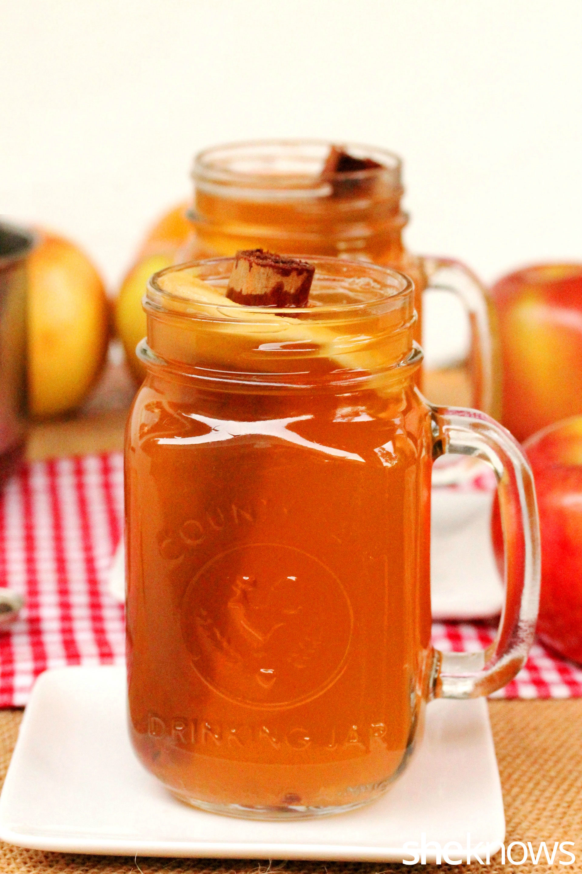 Hot Apple Cider Recipe — Dishmaps