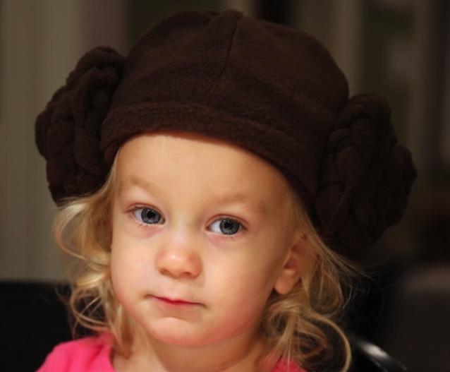Leia Braid Hat