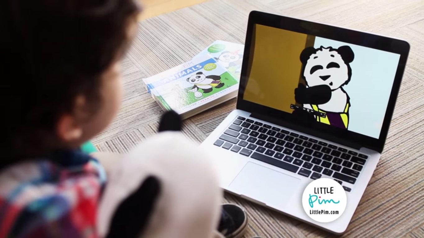 Little Pim Language Learning