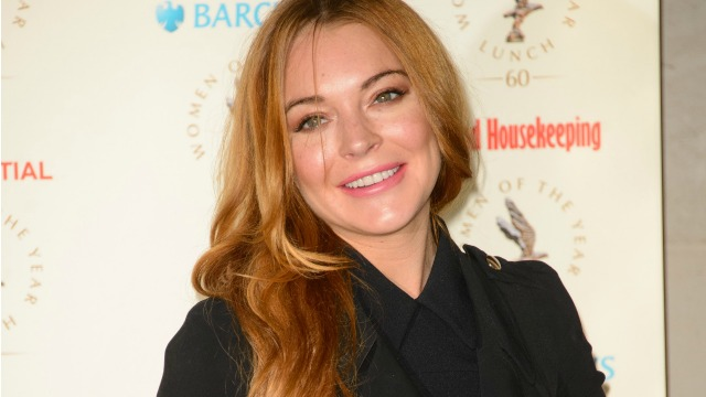 Is lindsey lohan a bisexual