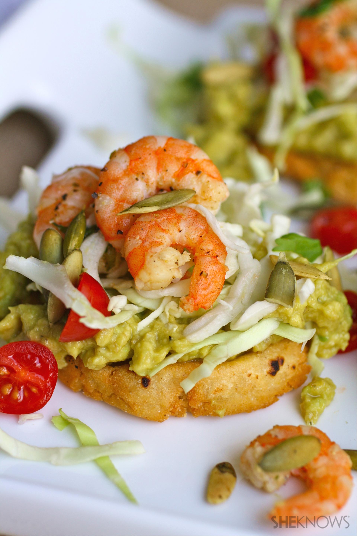 Gluten-free shrimp hopes