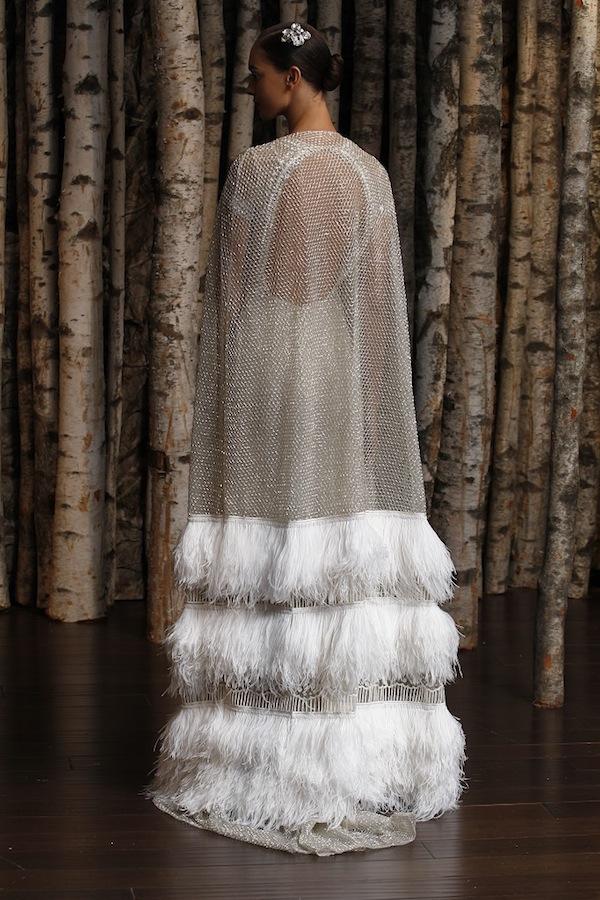 Khan robe bridal
