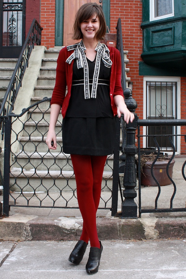 9 Tips to make tights actually look flattering