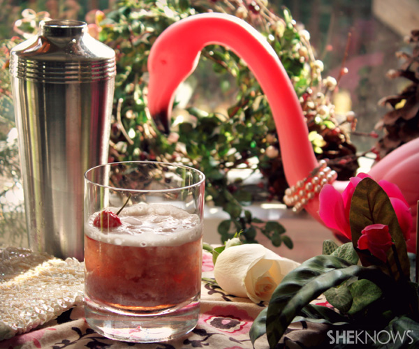 Festive Christmas cocktails for each of the 12 days