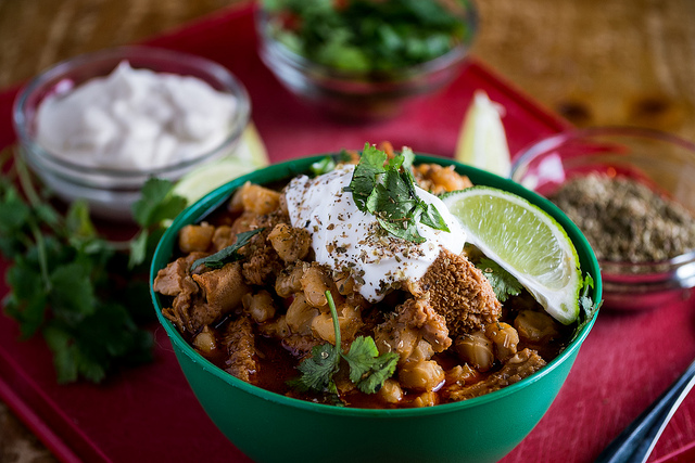 Traditional recipes for a Mexican Christmas