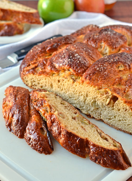 ... to resist these traditional and unconventional takes on challah bread