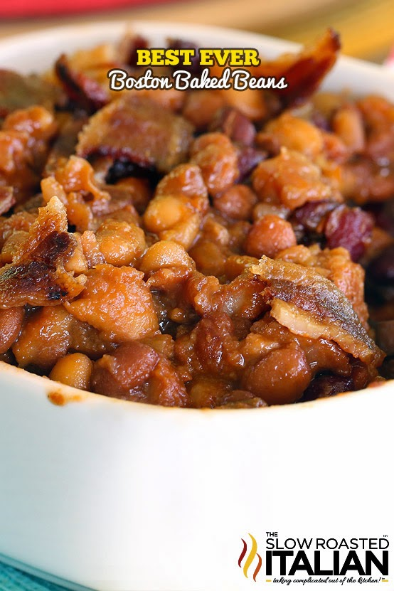 Best ever Boston baked beans recipe