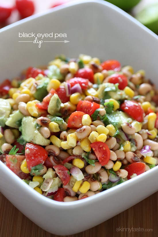 luck black eyed pea dip via nest of posies zannie s black eyed pea dip ...