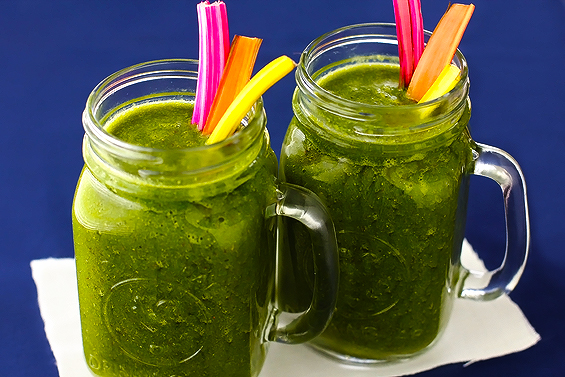 chard smoothie