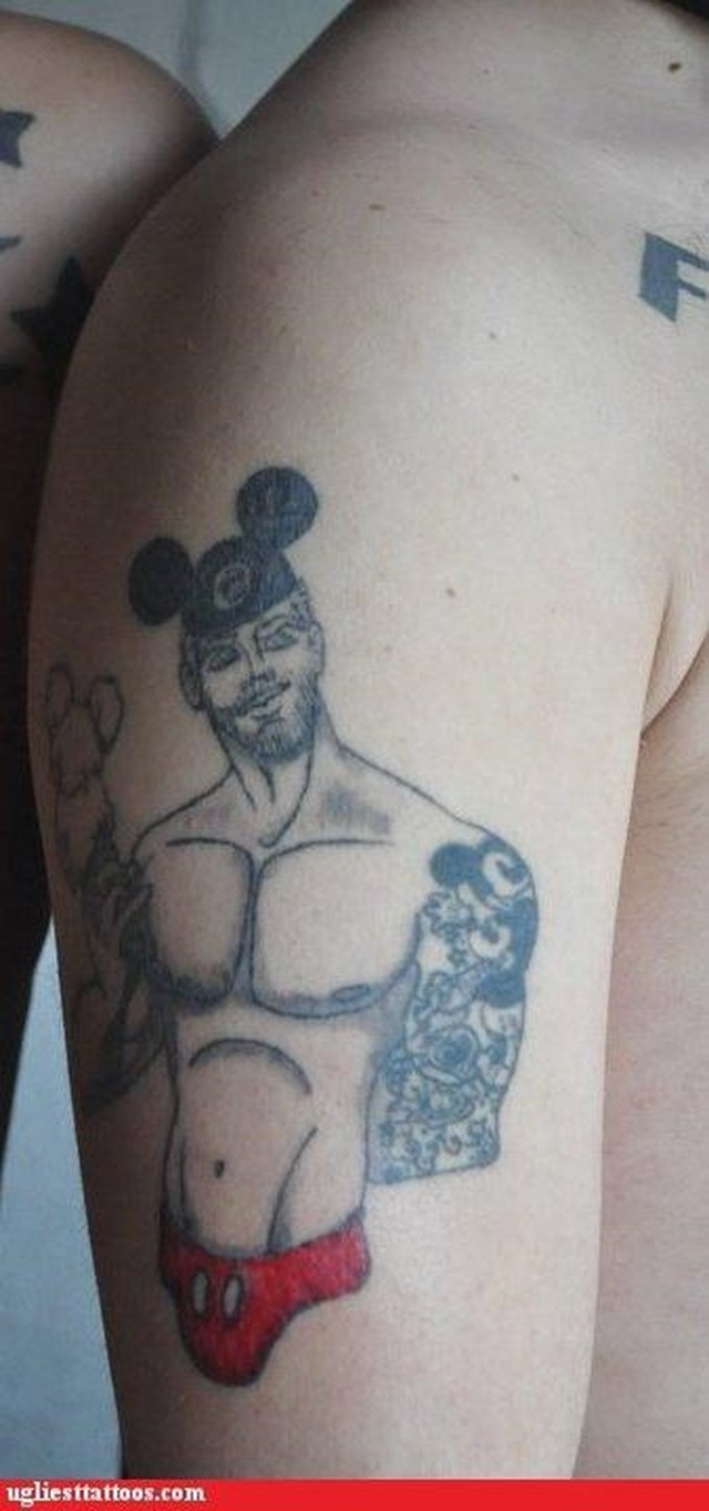 12 disney tattoo fails that seriously can 39 t be topped