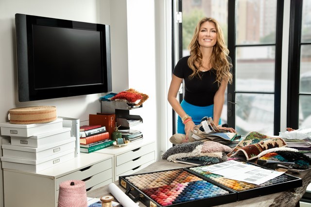 Hgtv S Genevieve Gorder Shares Highlights From Her