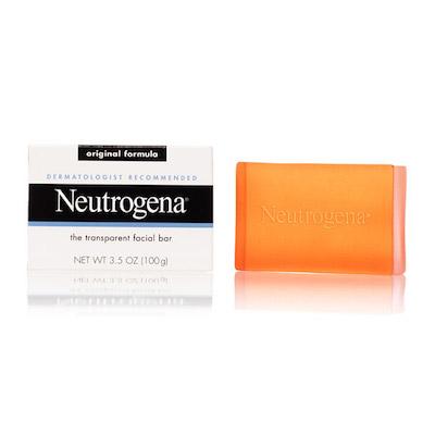 neutrogena face bar