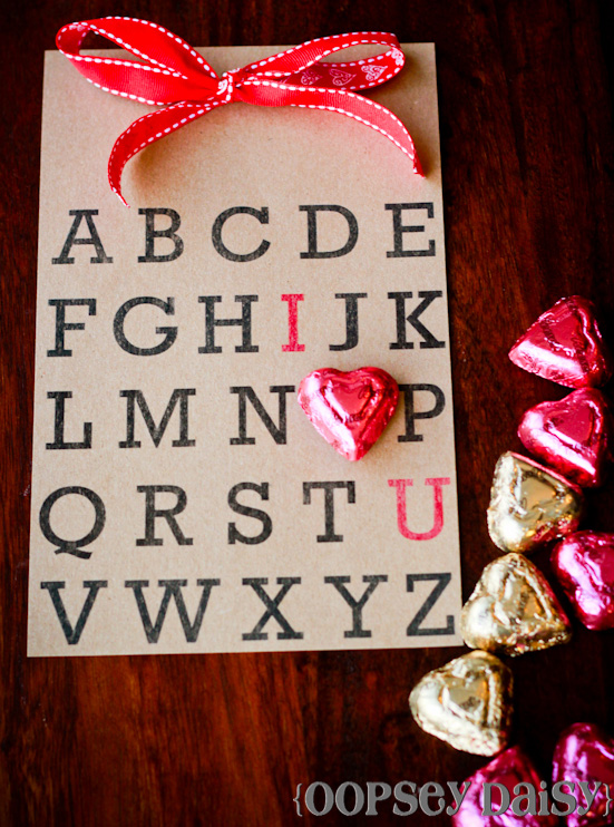 Diy valentine 39 s day cards for teachers for How to make a good valentines day card