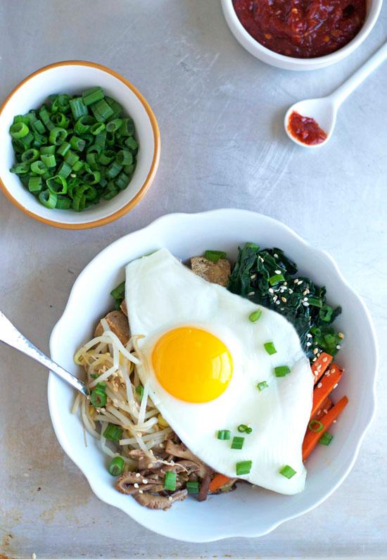 Vegetarian Bibimbap 20 Recipes that prove ...