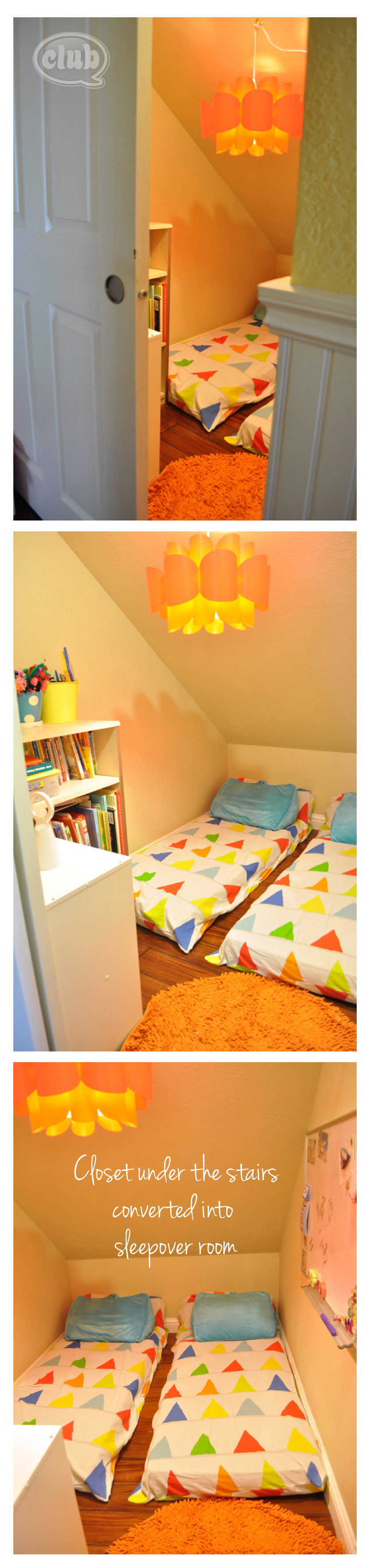 20 ideas to turn that boring closet into something wonderful What to do with an empty room in your house