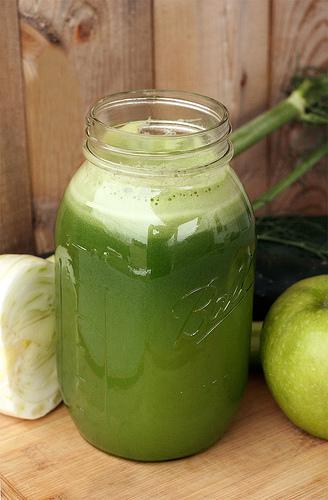 green goddess juice